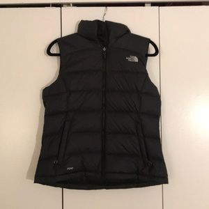 North vest down puffer vest